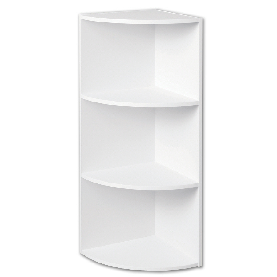 Shop Closetmaid White Corner Shelf Unit At