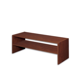 ClosetMaid 30.9-in Cherry Laminate Stacking Storage