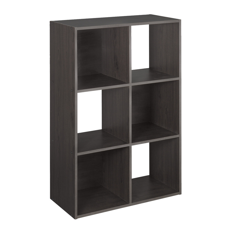 Shop ClosetMaid 6 Espresso Laminate Storage Cubes at Lowes.com