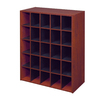 ClosetMaid 25 Cherry Laminate Storage Cubes
