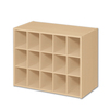 ClosetMaid 15 Alder Laminate Storage Cubes