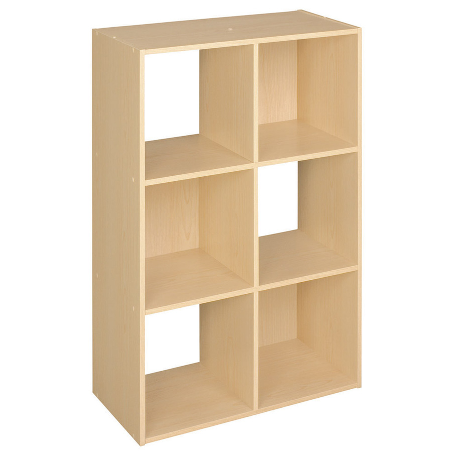 Shop ClosetMaid 6 Alder Laminate Storage Cubes at Lowes.com