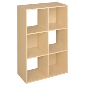 ClosetMaid 6 Alder Laminate Storage Cubes