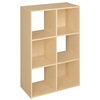 ClosetMaid 6 Alder Laminate Storage Cubes