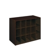 ClosetMaid 15 Espresso Laminate Storage Cubes