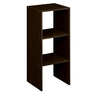 ClosetMaid 12.13-in Espresso Laminate Stacking Storage
