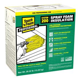 Spray foam insulation kits lowes