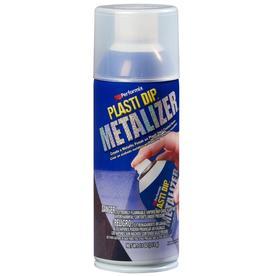 Plasti Dip Silver Metallic Spray Paint (Actual Net Contents: 11-oz)