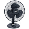 Comfort Zone 12-in 3-Speed Oscillating Desk Fan