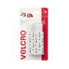 VELCRO 6-Pack 4-in x 1.75-in White Plastic Medium-Duty All-Purpose Anchors