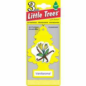 LITTLE TREES LITTLE TREE Air Freshener 3-Pack Vanillaroma