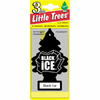 LITTLE TREES LITTLE TREE Air Freshener 3-Pack Black Ice