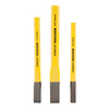 Stanley N/A 3-Pack Cold Chisels Set