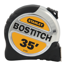 Stanley 35-ft Locking SAE Tape Measure