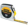 Stanley 10-ft Locking SAE Tape Measure