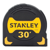 Stanley 30-ft Yellow ABS and Black Rubber Steel Long Tape