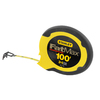 Stanley 100-ft Closed Reel Stainless Steel Long Tape