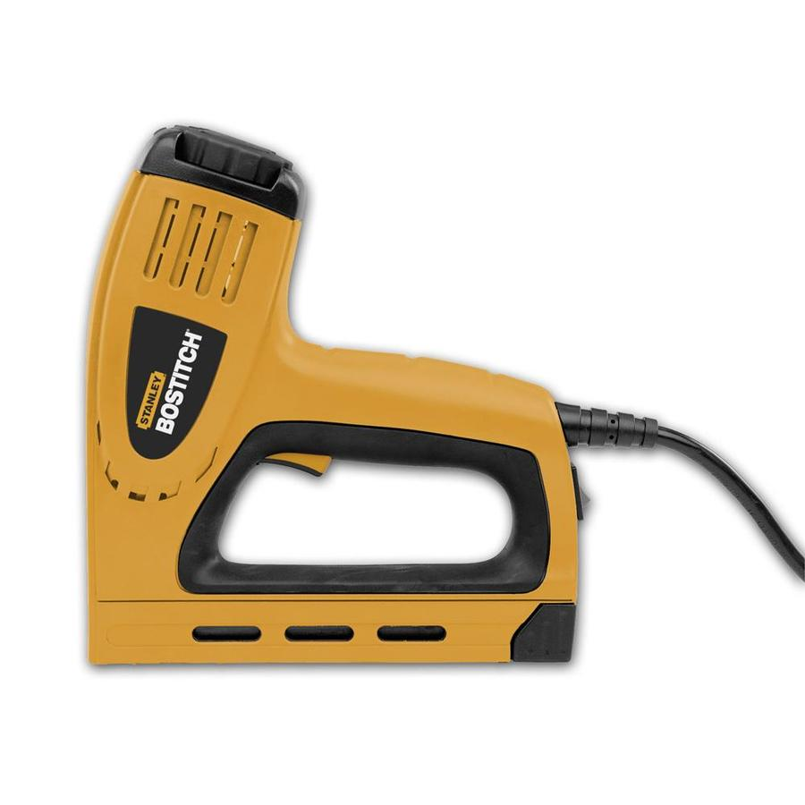 Shop Bostitch 5/8-in Electric Staple Gun at Lowes.com