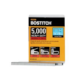 "Bostitch 5000-Pack 1/4"" x 2/5"" Domestic-Use Staples"