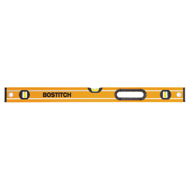 Bostitch Box Beam Standard Level