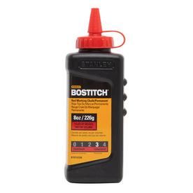 Bostitch 8 oz Red Chalk