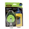 Stanley HI-VIS Chalk Reel Combo Blue