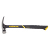 Stanley FatMax 17-oz Checkered Axe Handle Hammer