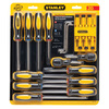 Stanley 20-Piece Versatile Screwdriver Set