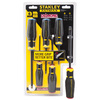 Stanley 6-Piece Variety Pack Screwdriver Set