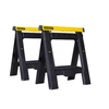 Stanley 2-Pack Adjustable Sawhorses