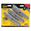 Stanley 3-Pack Quick Change Knives