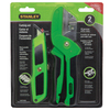 Stanley High Visibility Cushion Grip Utility Knife and Utility Cutter
