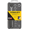 Stanley 24-Piece Standard (SAE) Mechanic's Tool Set with Hard Case