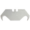 Stanley 50-Pack 1.875-in Carbon Steel Hook Replacement Utility Blades