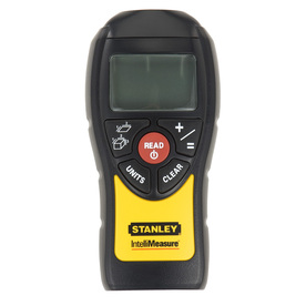 Stanley 40-ft Metric and SAE Laser Distance Measurer