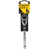 Stanley 1/4-in Drive Quick-Release Ratchet