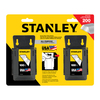 Stanley 200-Pack 2.4375-in Carbon Steel Straight Replacement Utility Blades