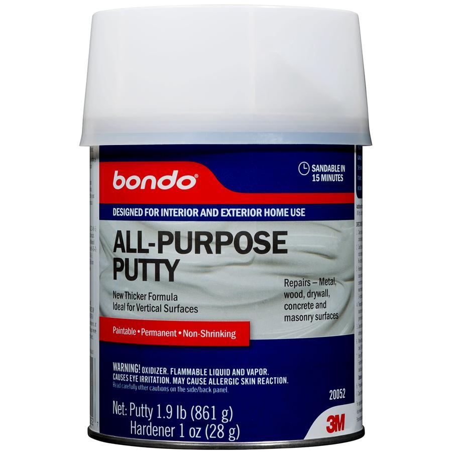 Shop Bondo All Purpose Putty At Lowes Com