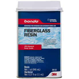 Bondo Home Solutions All Purpose Fiberglass Resin