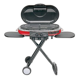 Coleman Road Trip Red 20,000-BTU 285-sq in Portable Gas Grill