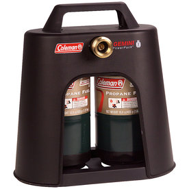 Coleman Rubber Propane Carrier