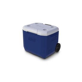 Coleman 60-Quart Wheeled Plastic Chest Cooler