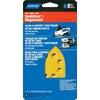 Norton 5-Pack 80-Grit Commercial Detail Sandpaper Sheets
