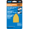 Norton 5-Pack 220-Grit Detail Sheet Sandpaper