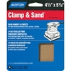 Norton 4-Pack 40-Grit 5.3-in W x 6.5-in L Sheet Sandpaper