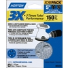 Norton 10-Pack 150-Grit 5.2-in W x 5.2-in L Disc Sandpaper