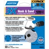 Norton 10-Pack 120-Grit Disc Sandpaper