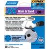 Norton 10-Pack 80-Grit Commercial Disc Sandpaper