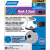 Norton 10-Pack 40-Grit Disc Sandpaper
