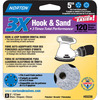 Norton 3-Pack 120-Grit Disc Sandpaper